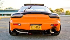 Mazda Rx 7 High Quality Wallpapers