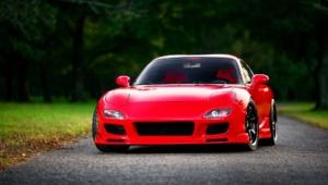 Mazda Rx 7 Photos