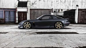 Mazda Rx 7 Wallpapers