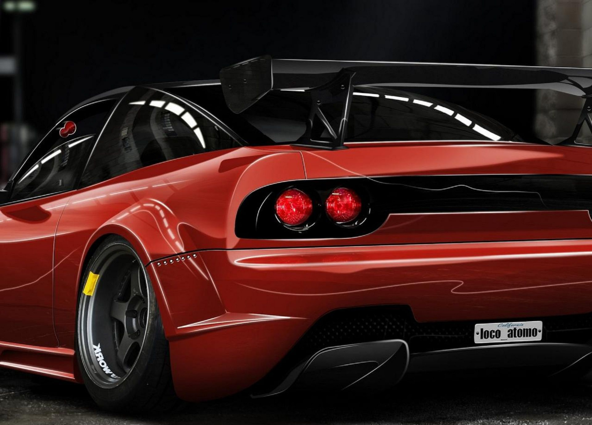 Mazda Rx 7 For Desktop