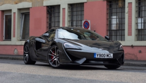 Mclaren 570s Hd Wallpaper
