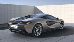 Mclaren 570s Wallpaper For Computer