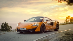 Mclaren 570s For Desktop
