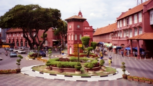 Melaka Background