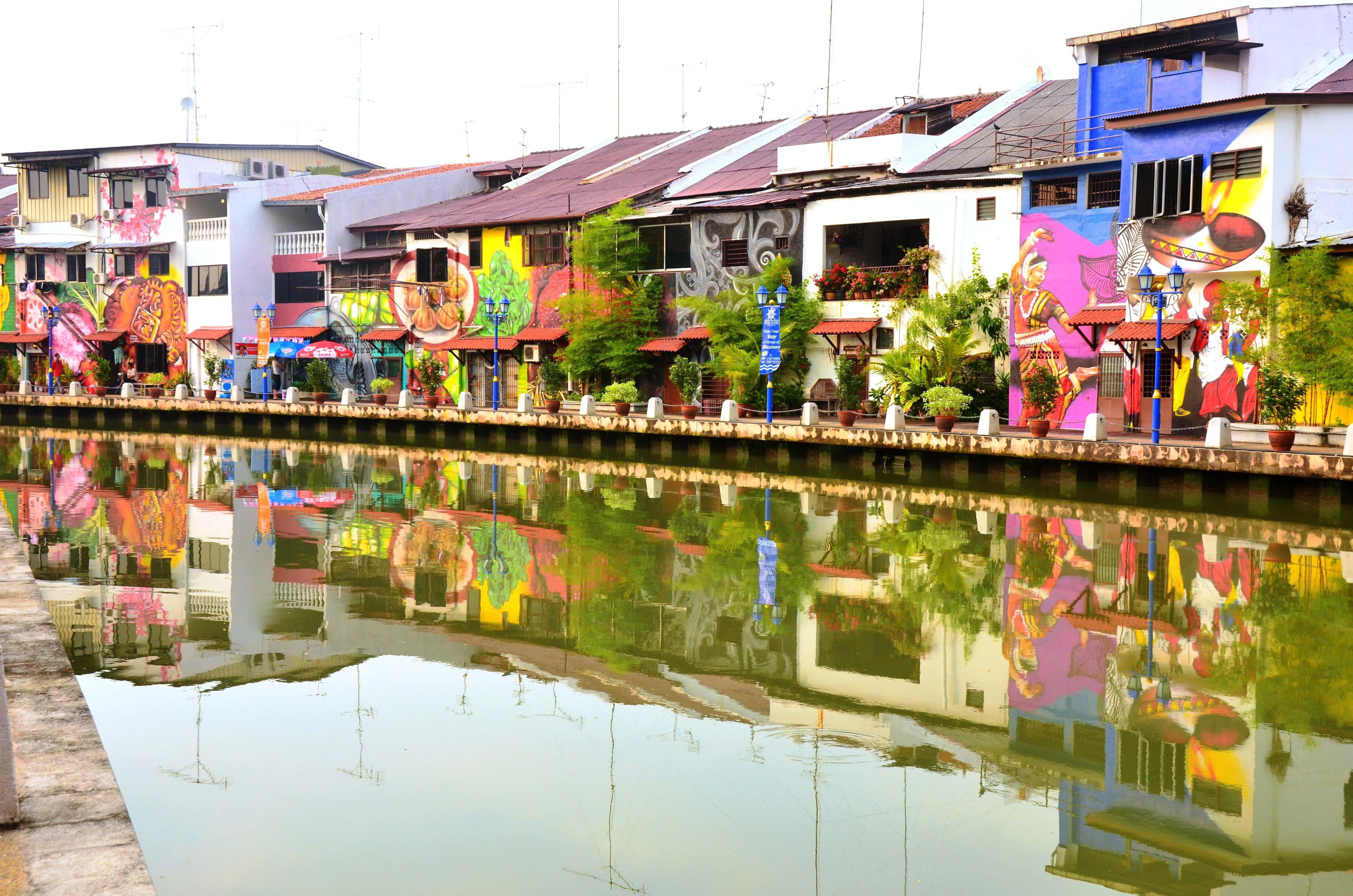 Melaka Hd Desktop