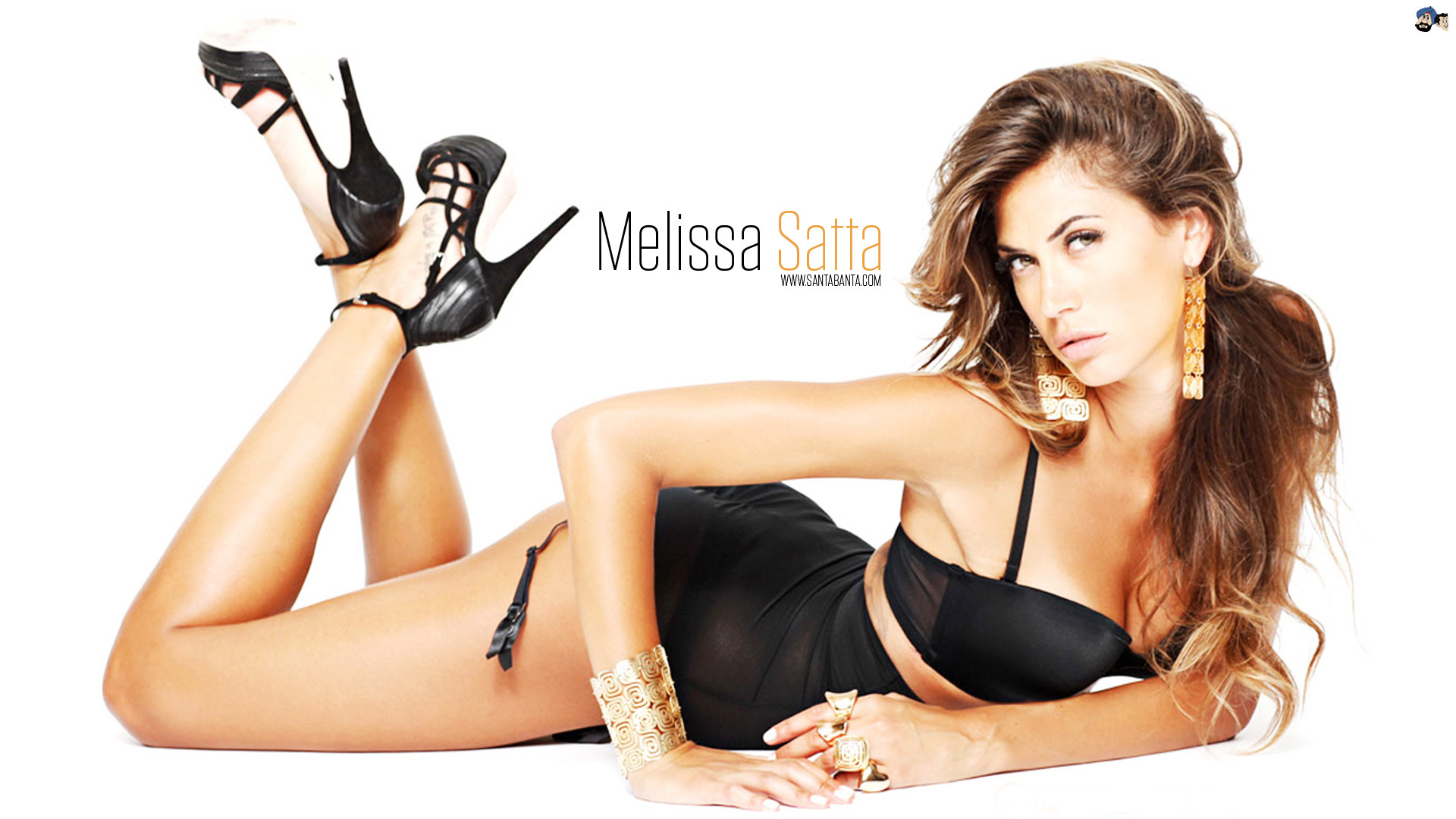 Melissa Satta Pictures