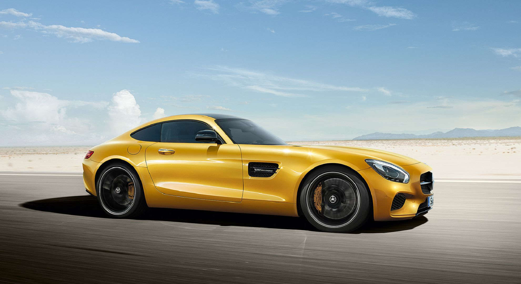 Mercedes Amg Gt High Definition Wallpapers
