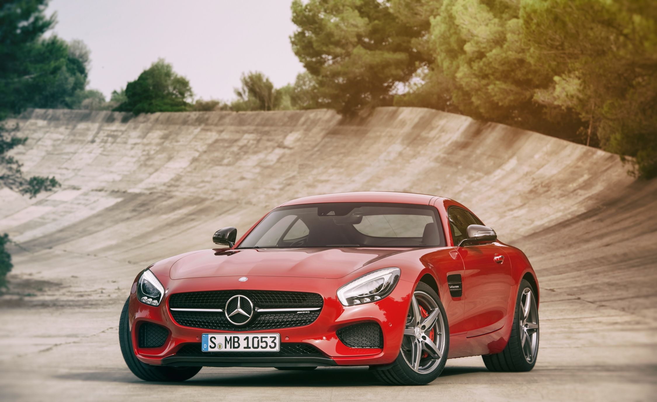 Mercedes Amg Gt Wallpapers