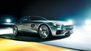 Mercedes Amg Gt Widescreen