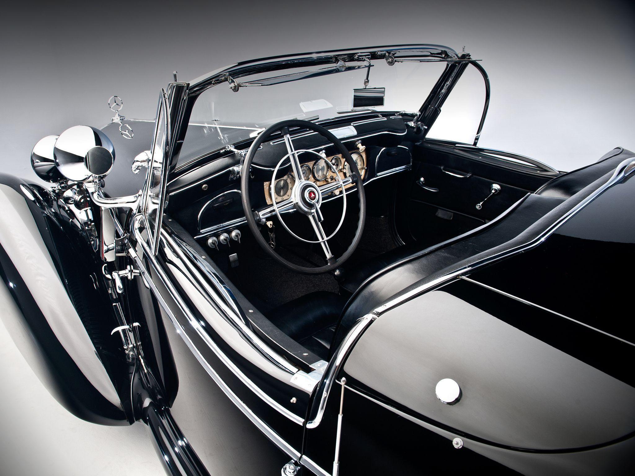 Mercedes Benz 540k Wallpapers