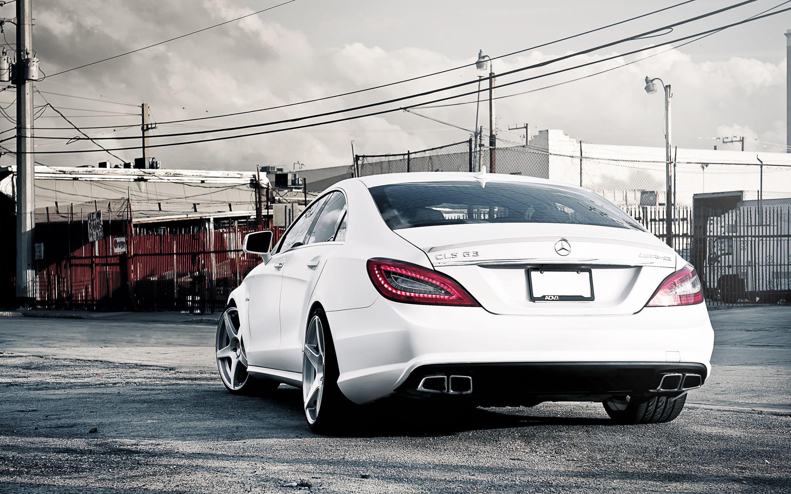 Mercedes Benz Cls Class High Definition Wallpapers