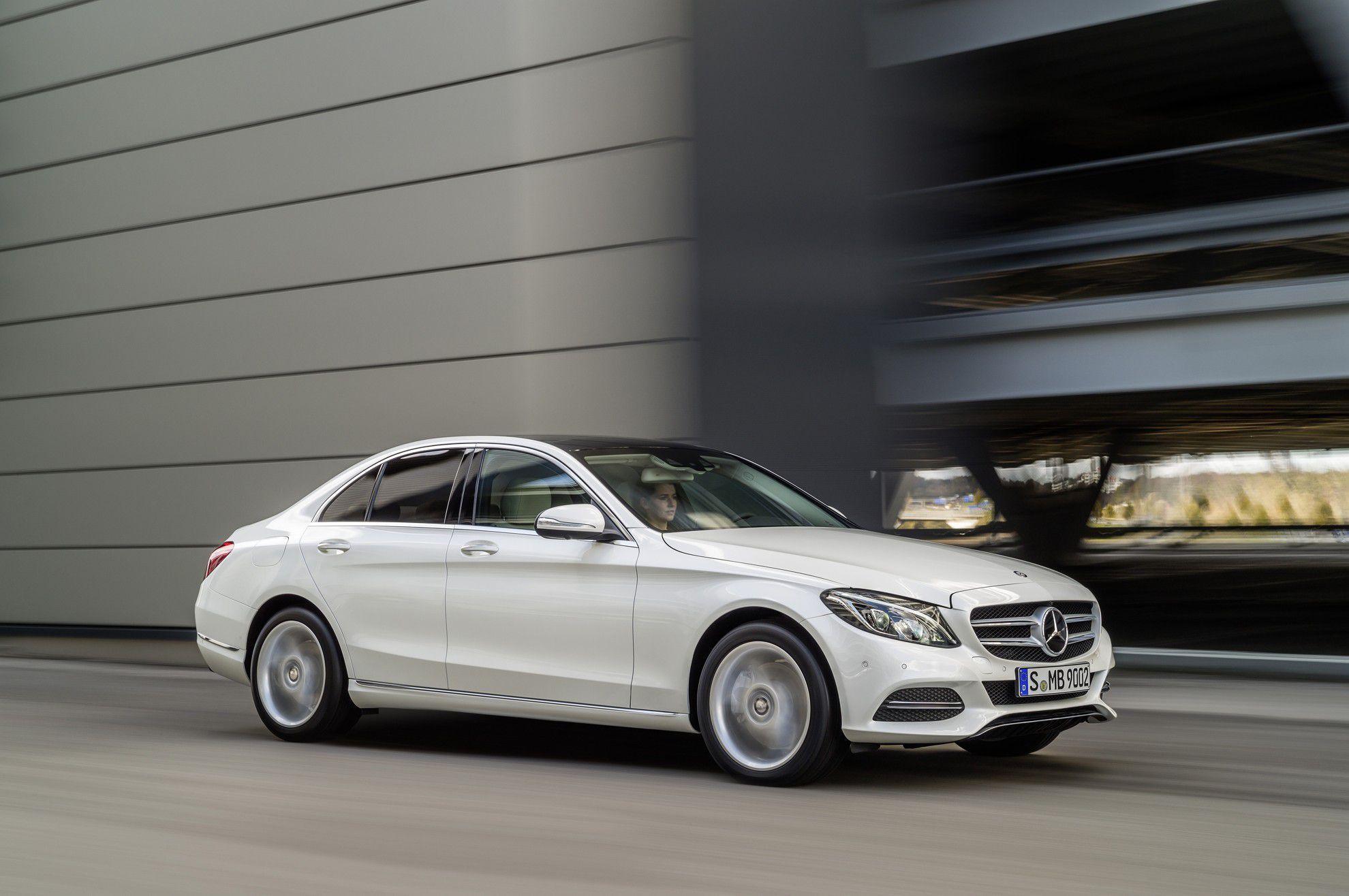 Mercedes Benz Cls Class Widescreen