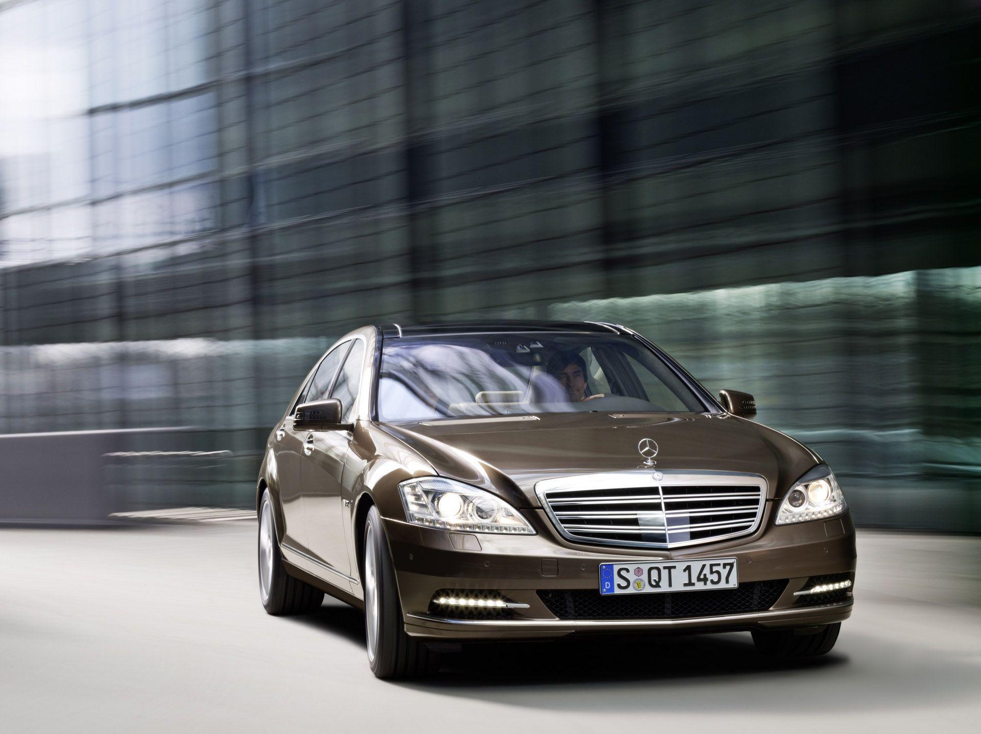 Mercedes Benz S Class High Definition Wallpapers