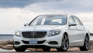 Mercedes Benz S Class Photos