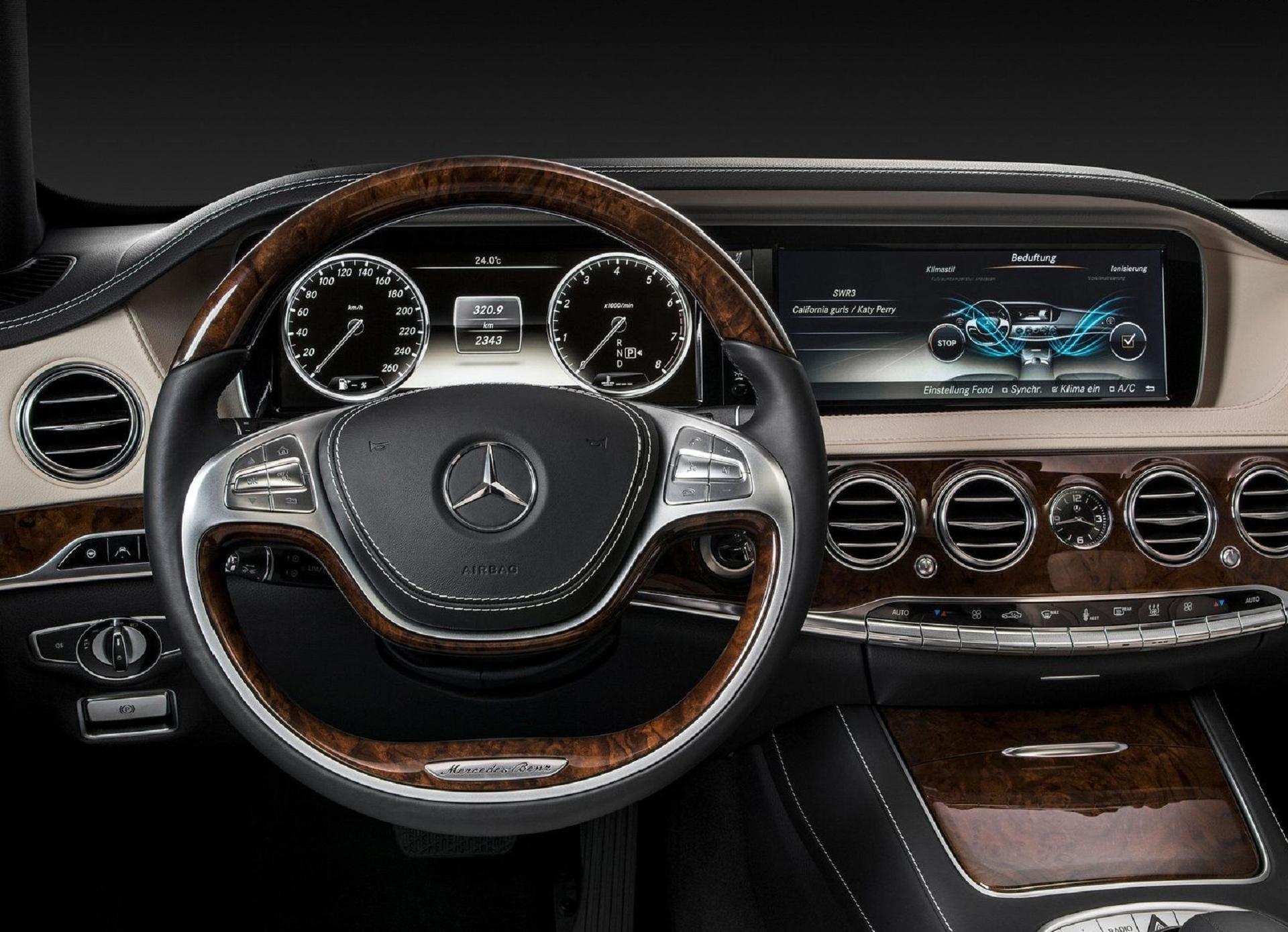 Mercedes Benz S Class Wallpapers