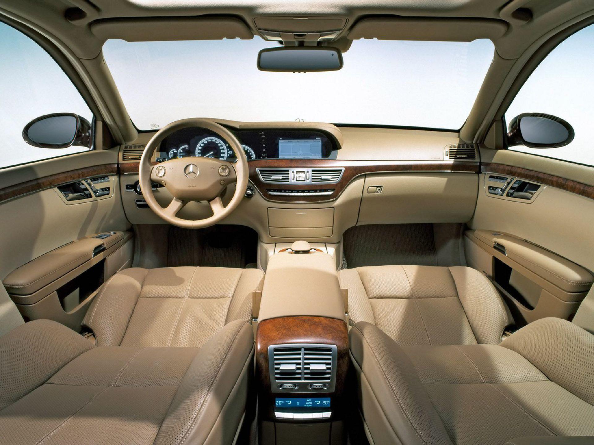 Mercedes Benz S Class Widescreen