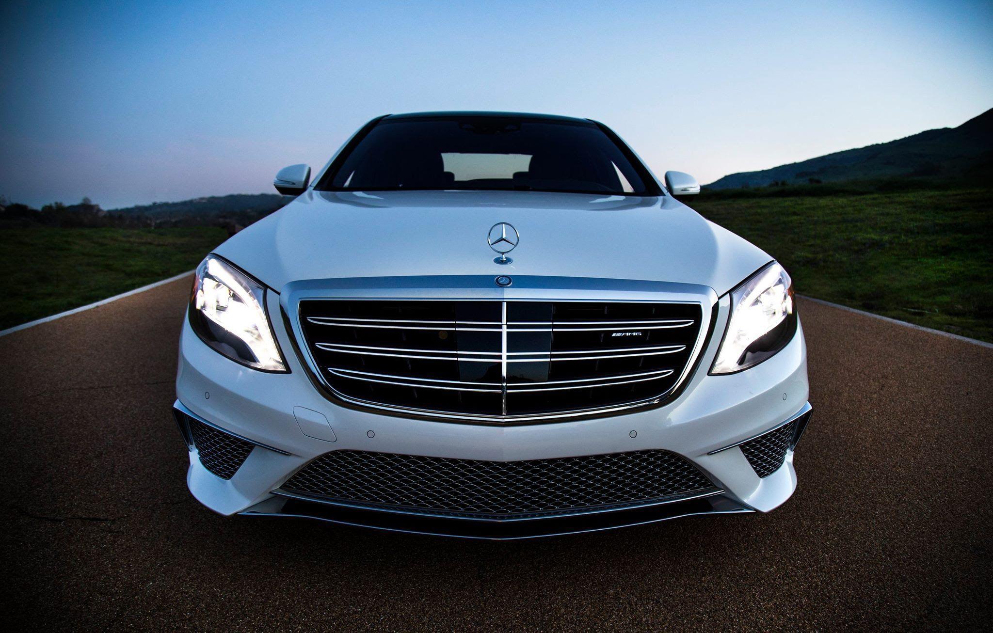 Mercedes Benz S65 Amg Hd