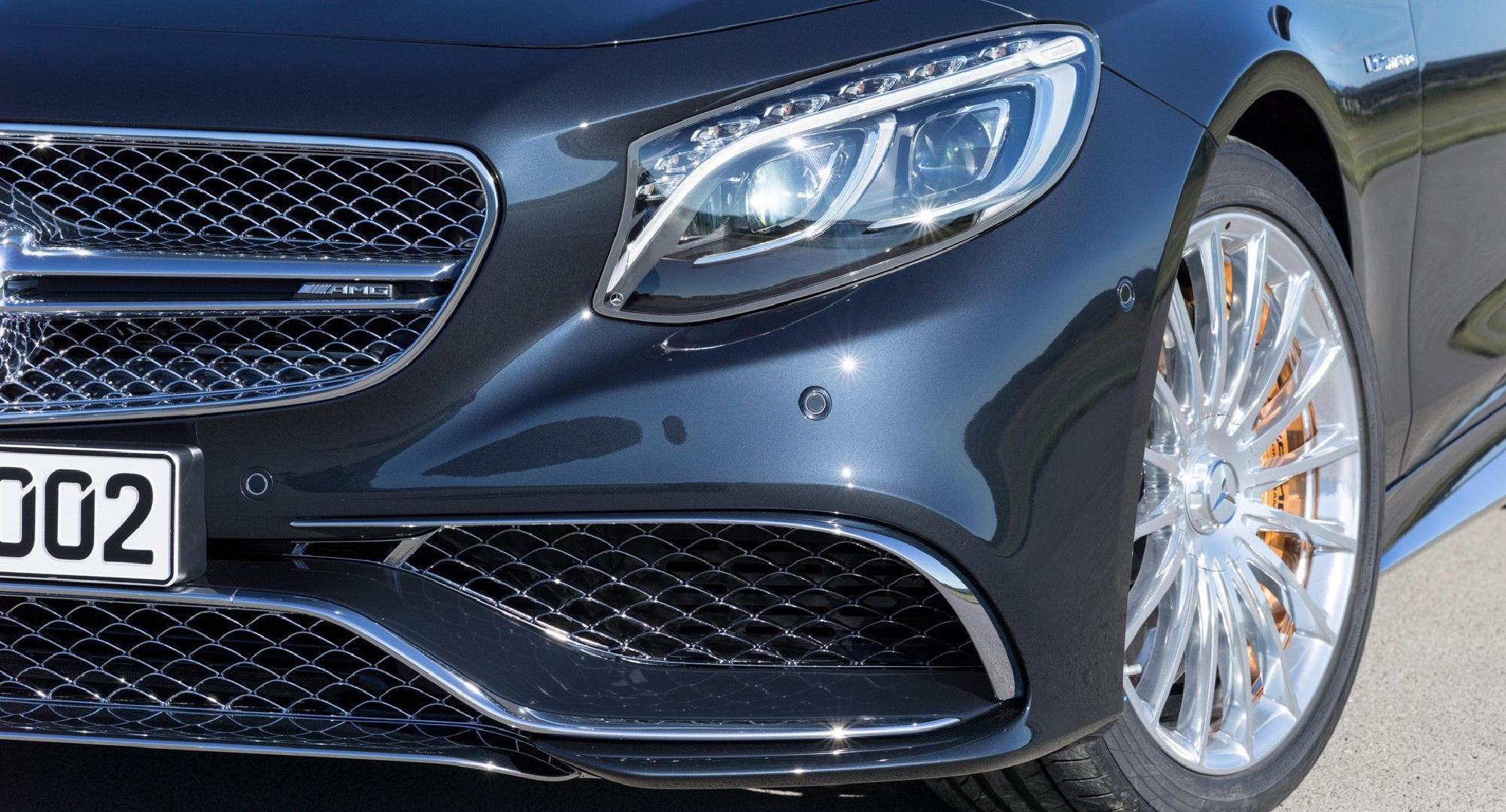 Mercedes Benz S65 Amg Widescreen