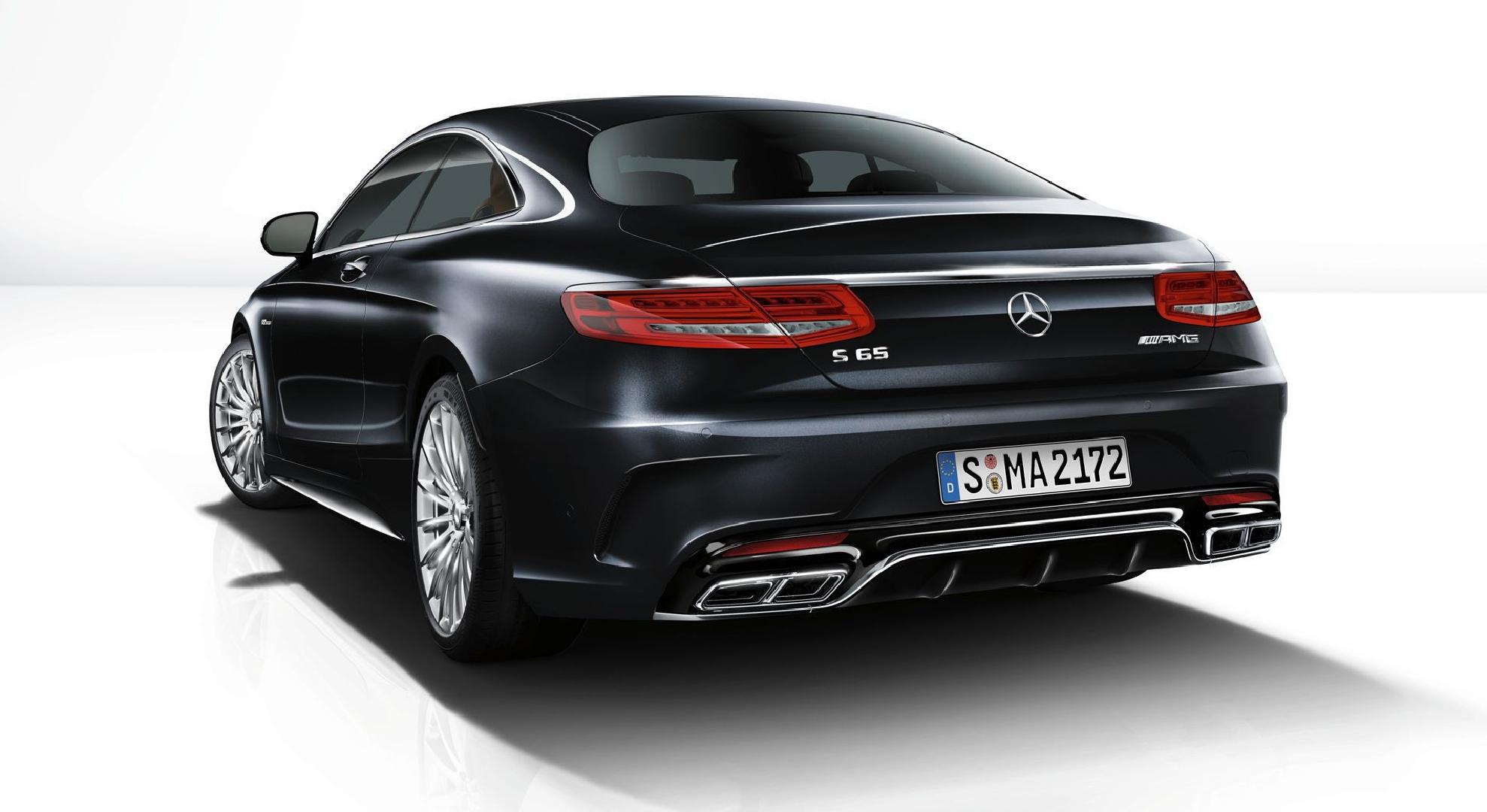 Mercedes Benz S65 Amg For Desktop