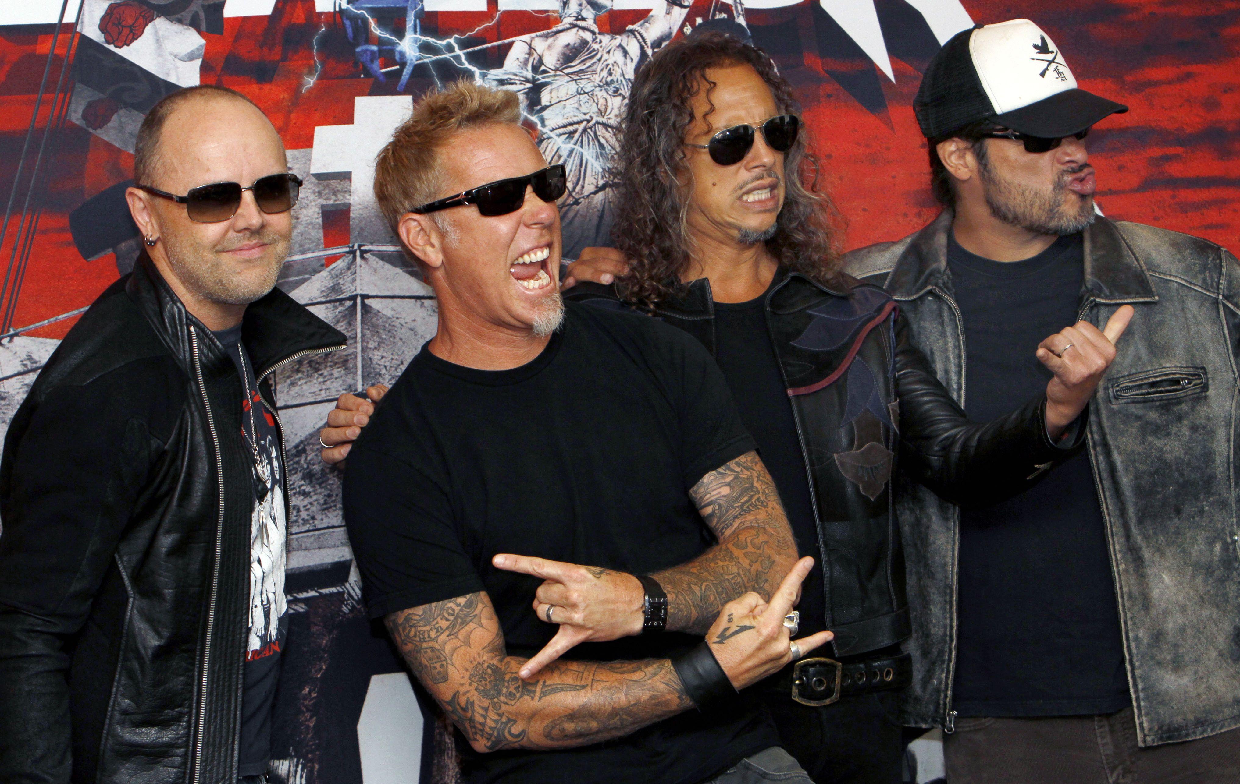 Metallica Desktop Images
