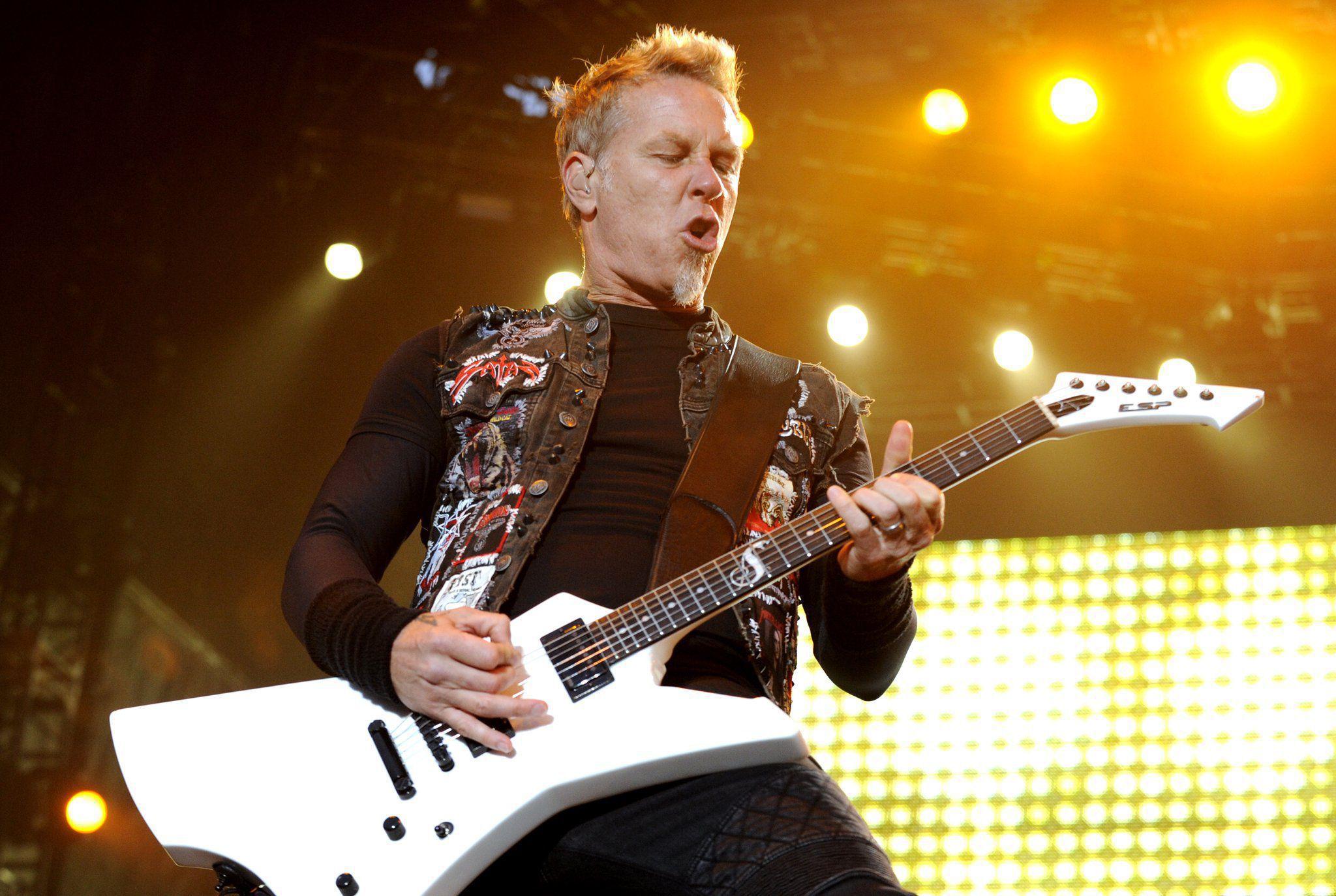 Metallica Hd Background