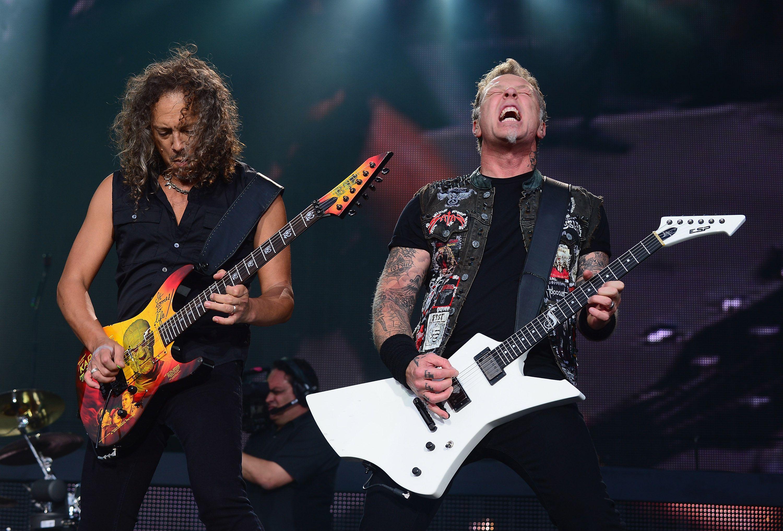 Metallica Photos