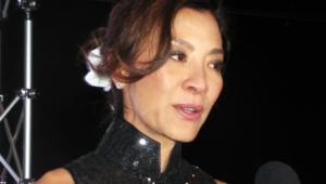 Michelle Yeoh 4k