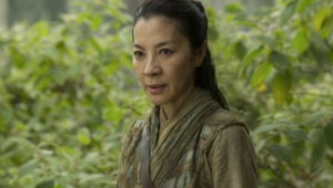 Michelle Yeoh Hd Wallpaper