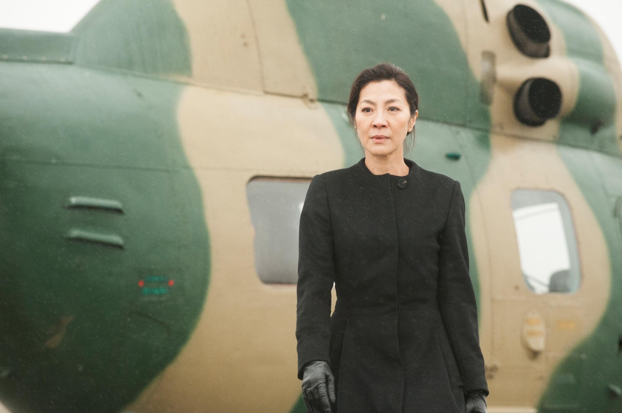 Michelle Yeoh High Definition
