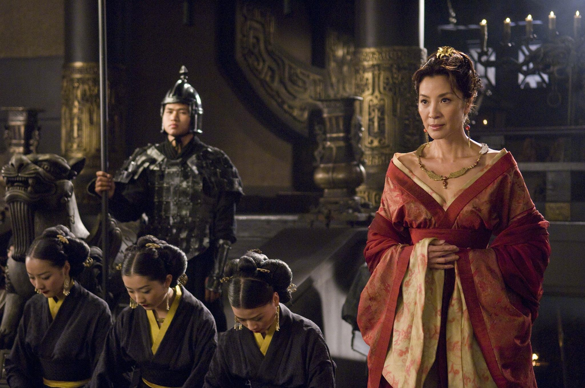 Michelle Yeoh Pictures