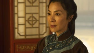 Michelle Yeoh Wallpaper