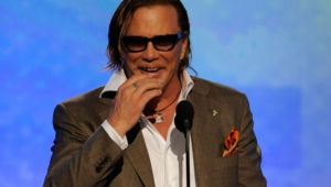 Mickey Rourke Images