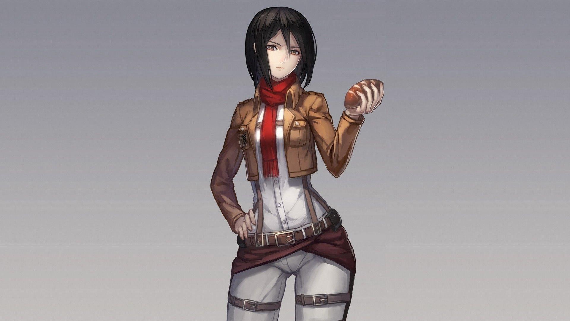 Mikasa Ackerman High Definition Wallpapers