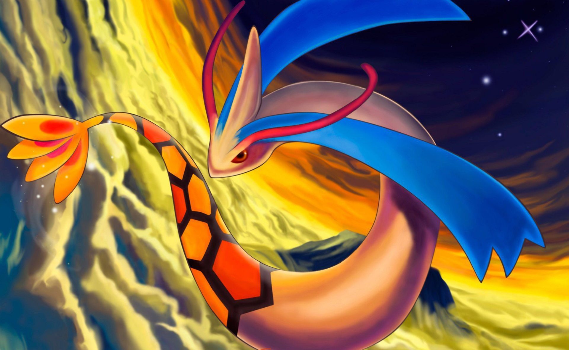Milotic High Quality Wallpapers