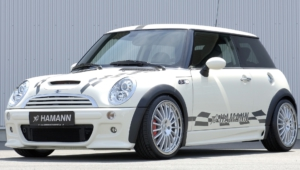 Mini Cooper Background