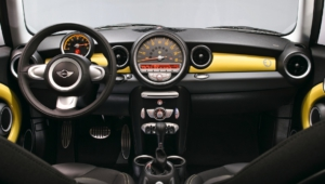 Mini Cooper Widescreen