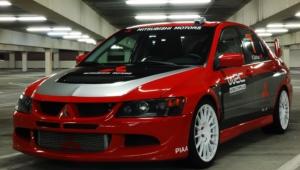 Mitsubishi Lancer Evolution Hd