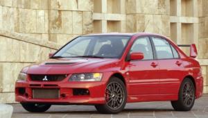 Mitsubishi Lancer Evolution Images
