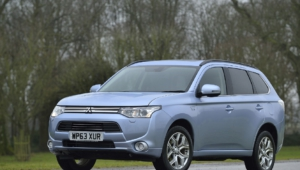 Mitsubishi Outlander Phev Background