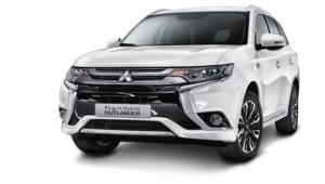 Mitsubishi Outlander Phev Hd Background