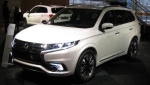 Mitsubishi Outlander Phev Hd Desktop