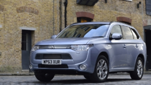 Mitsubishi Outlander Phev High Definition Wallpapers