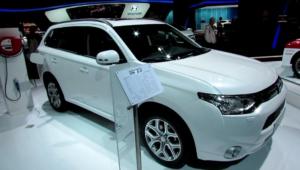 Mitsubishi Outlander Phev Images