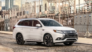 Mitsubishi Outlander Phev Wallpaper