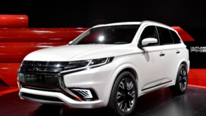 Mitsubishi Outlander Phev Wallpapers Hd