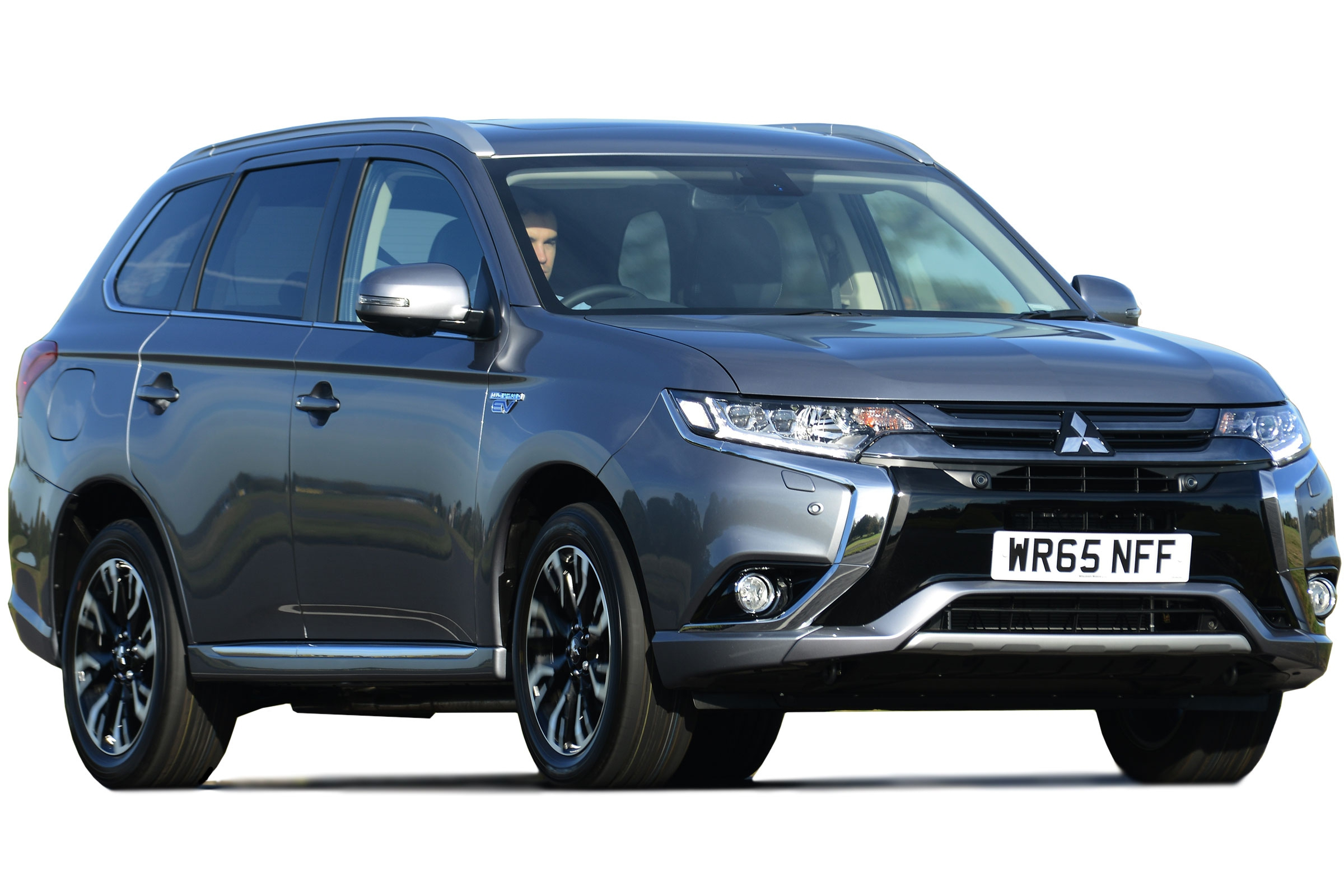 Mitsubishi Outlander Phev For Desktop