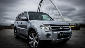 Mitsubishi Shogun Wallpapers