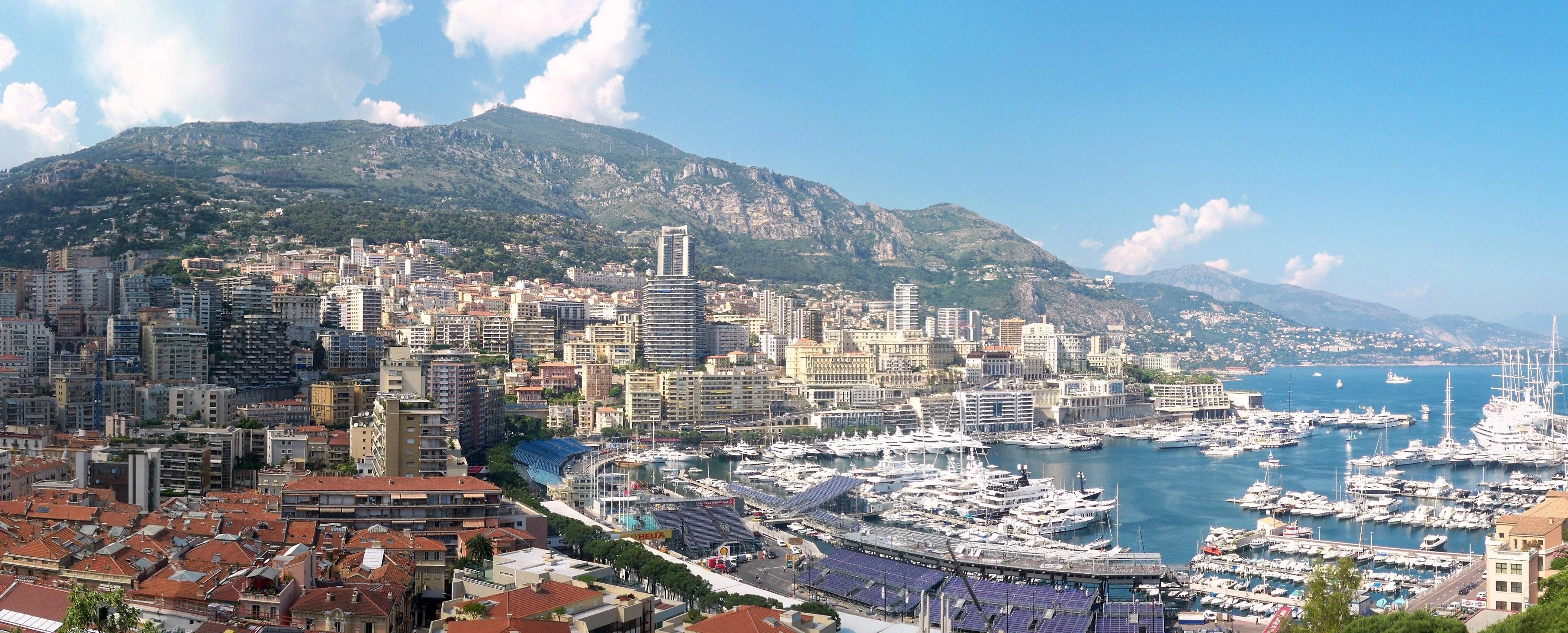 Monte Carlo Computer Wallpaper