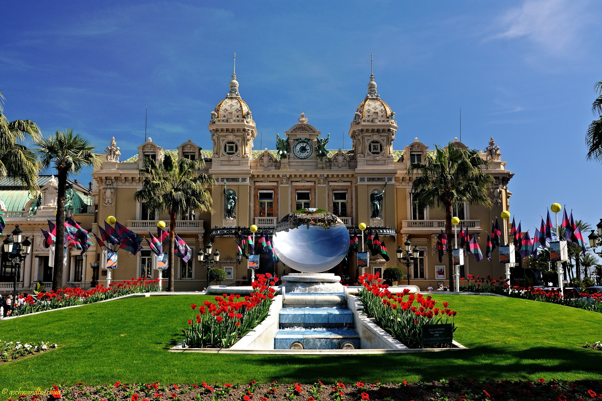 Monte Carlo Wallpapers Hd