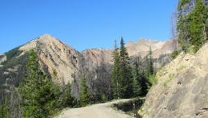 Mt Nimbus Widescreen